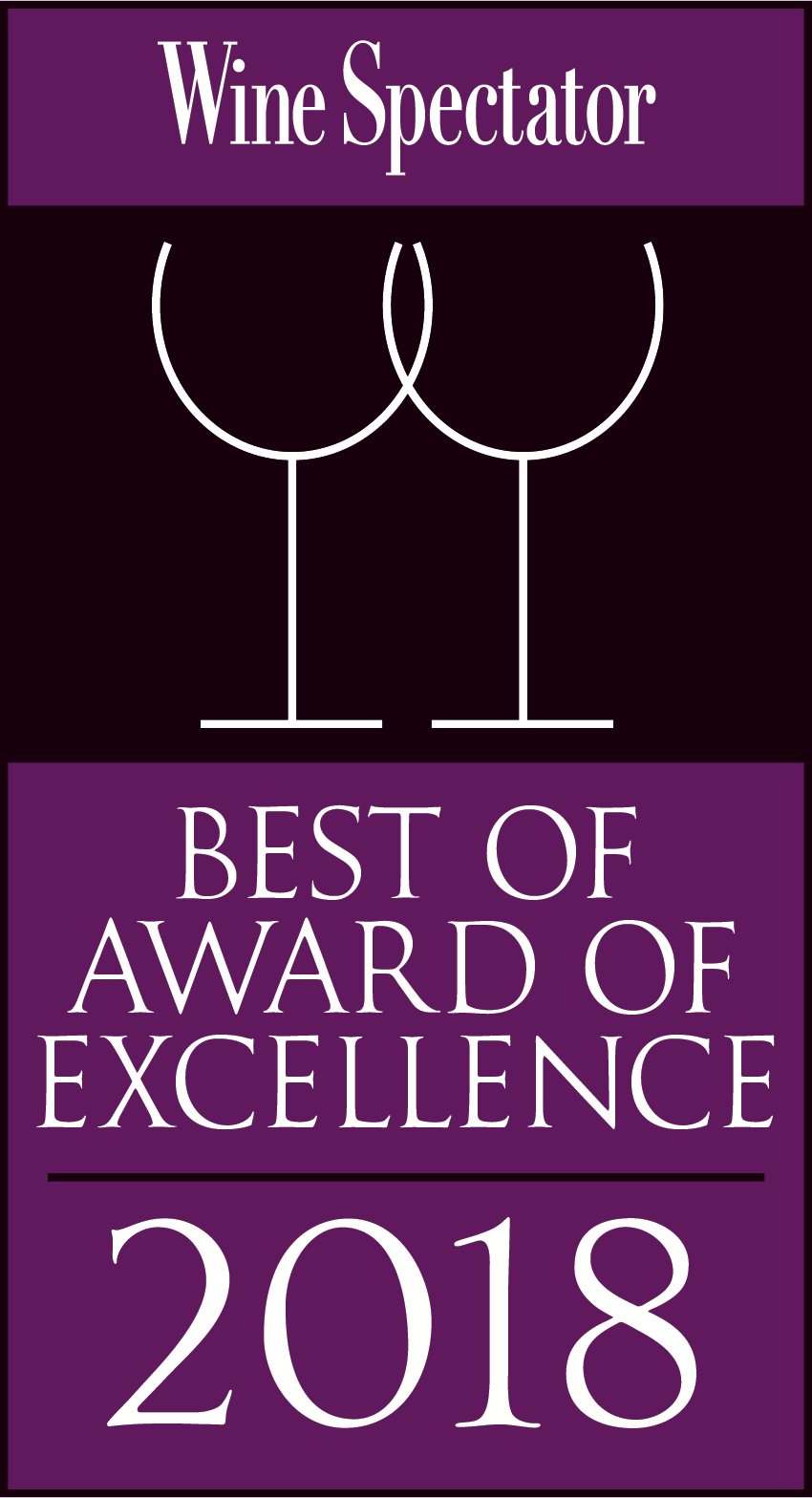 2018 Best of Excellence Award